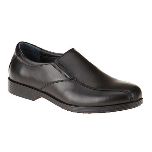 Men's Slip-Resistant Slip On Dress Work Shoes