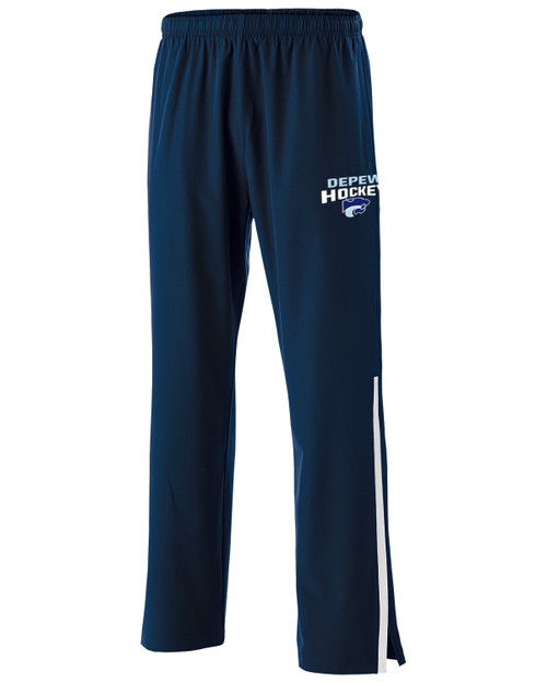 Depew Hockey Holloway Stretch Warm-Up Pant with Embroidered Logo