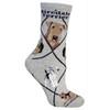 Wheel House Airedale Terrier Socks