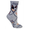 Wheel House Australian Cattle Dog Socks