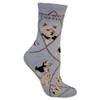 Wheel House Norwich Terrier Socks