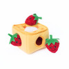 Zippy Paws Waffle Interactive Toy