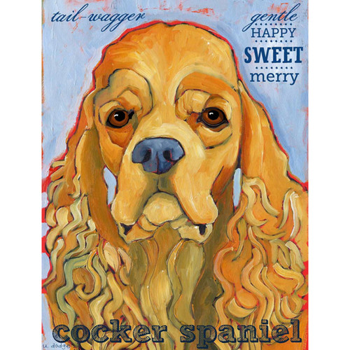 Ursula Dodge Cocker Spaniel
