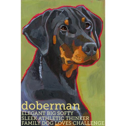 Ursula Dodge Doberman Pinscher