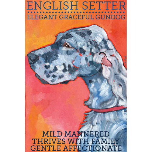 Ursula Dodge English Setter