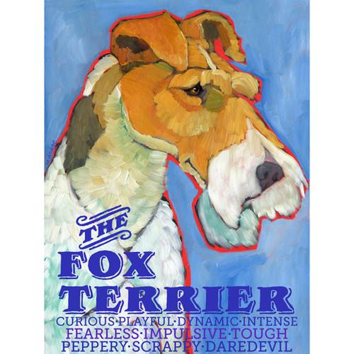 Ursula Dodge Fox Terrier