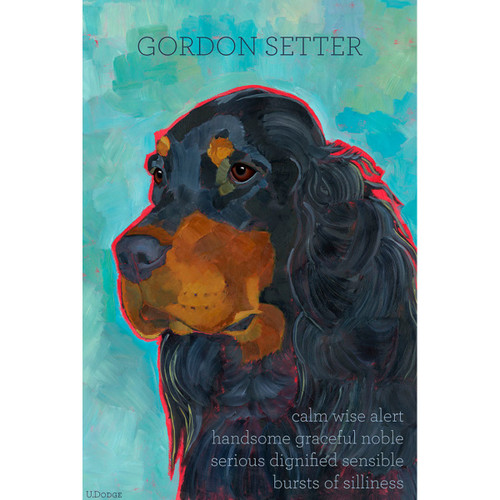 Ursula Dodge Gordon Setter