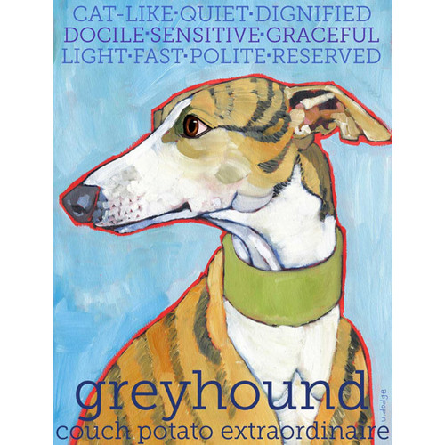 Ursula Dodge Greyhound