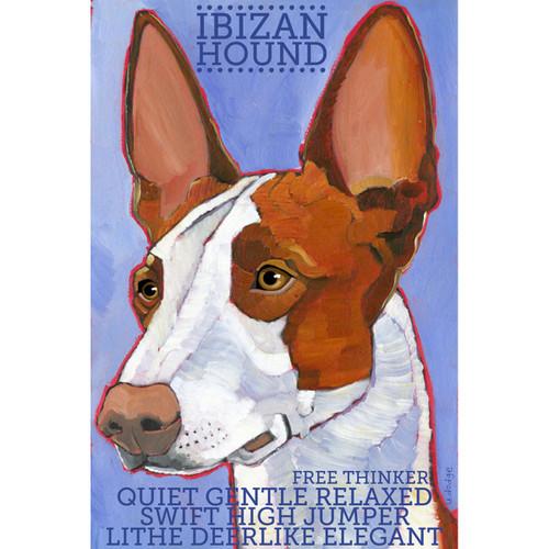 Ursula Dodge Ibizan Hound