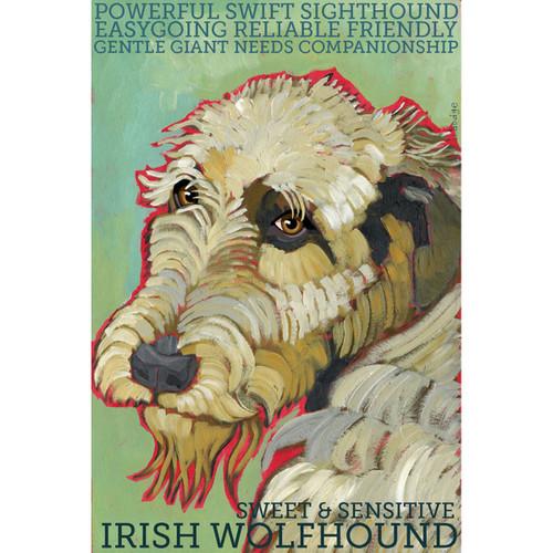 Ursula Dodge Irish Wolfhound