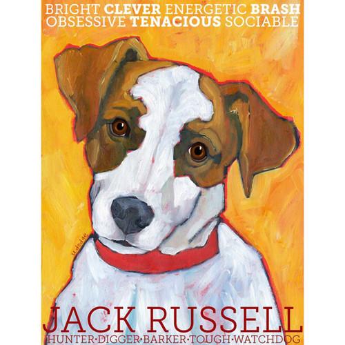 Ursula Dodge Jack Russell