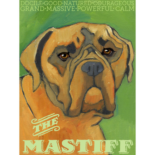Ursula Dodge Mastiff