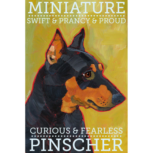 Ursula Dodge Miniature Pinscher