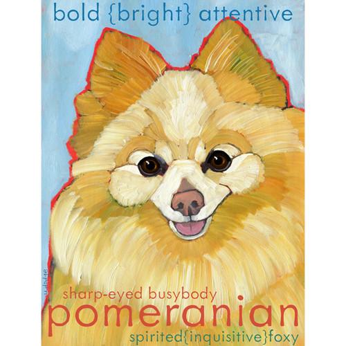 Ursula Dodge Pomeranian