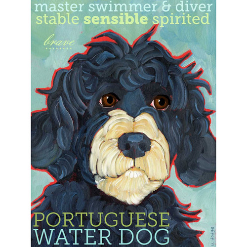 Ursula Dodge Portuguese Water Dog