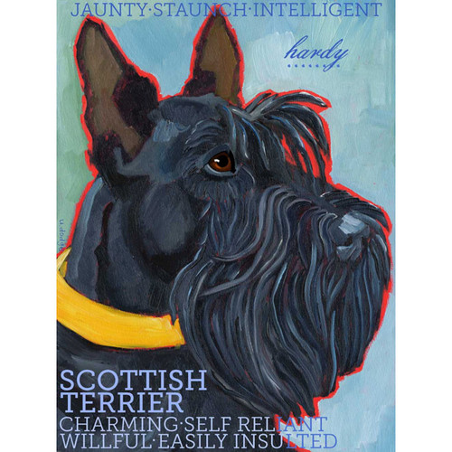 Ursula Dodge Scottish Terrier