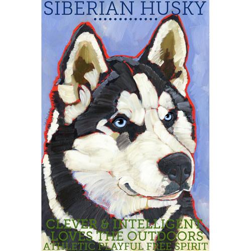 Ursula Dodge Siberian Husky