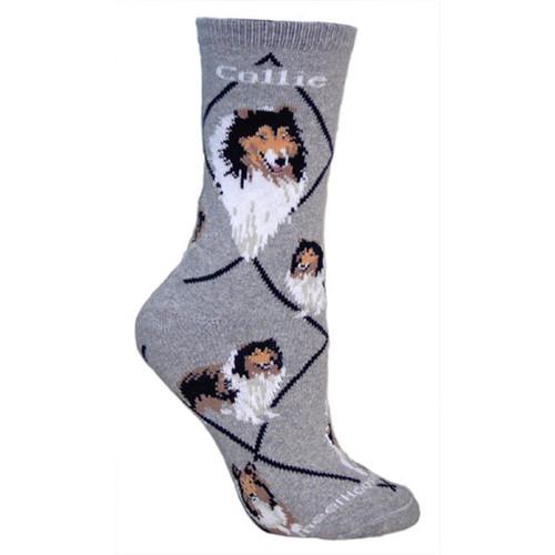 Wheel House Collie Socks