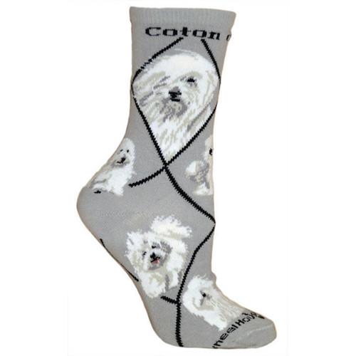 Wheel House Coton Socks