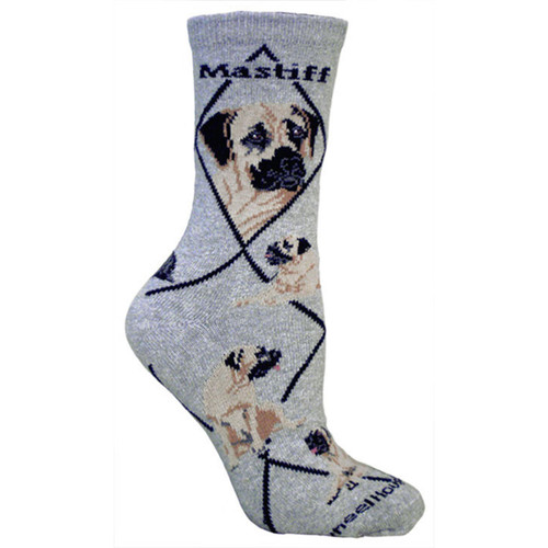 Wheel House Mastiff Socks