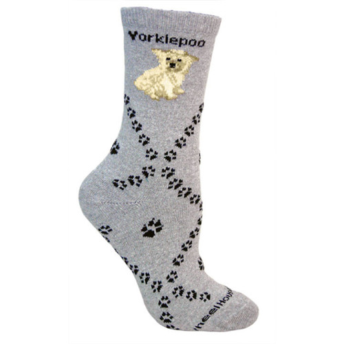 Wheel House Yorkipoo Socks