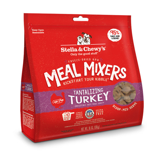 Stella & Chewy's Turkey Meal Mixer