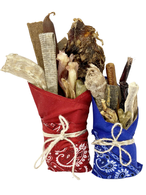 Bark Bouquets Available in Small & Large