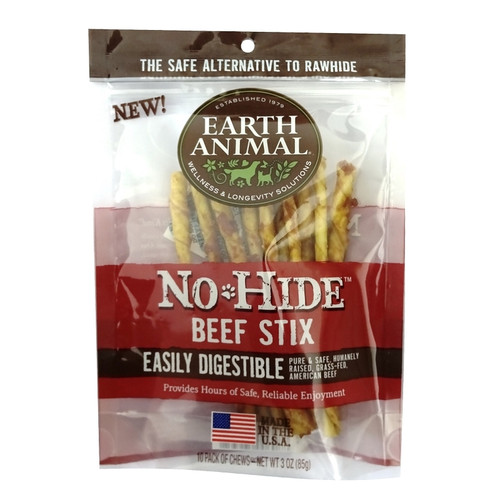 Earth Animal Beef Stix