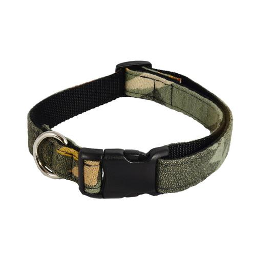 Wool Dog PDX Pendelton Wool Collar - Deschutes