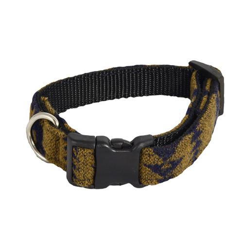 Wool Dog PDX Pendelton Wool Collar - Owyhee