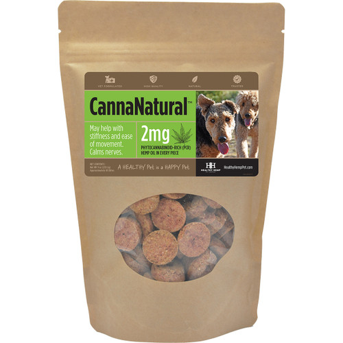 CannaNatural Biscuit