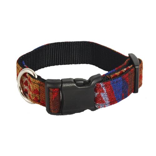 Wool Dog PDX Pendelton Wool Collar - Molalla
