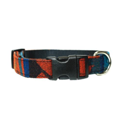 Wool Dog PDX Pendelton Wool Collar - Mohawk