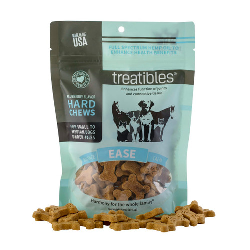 Treatibles Blueberry CBD Treats