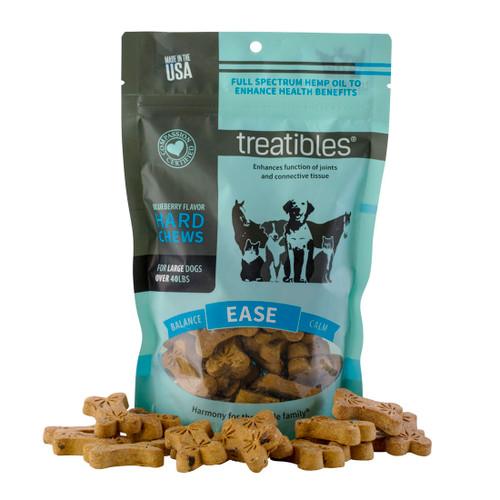 Treatibles  CBD Blueberry Treats Large Breed