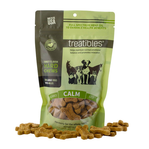 Treatibles Turkey CBD Treats