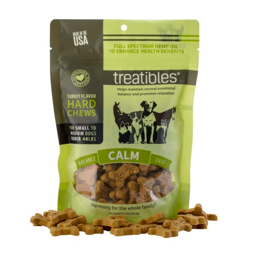Treatibles CBD Turkey Treats