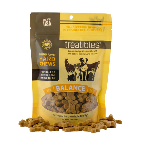 Treatibles CBD Pumpkin Treats