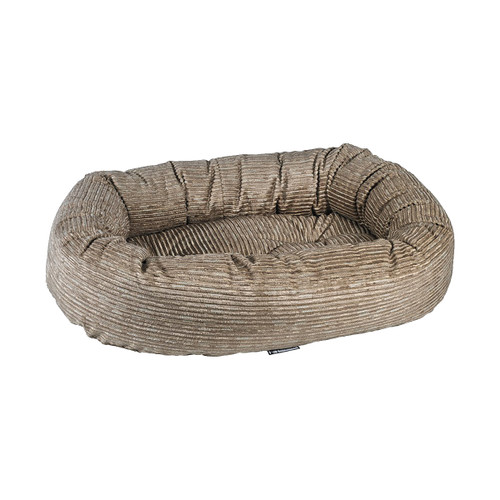 Bowsers Donut Bed - Wheat