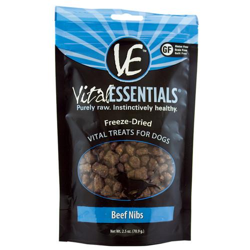 Vital Essentials Beef Dog Treats