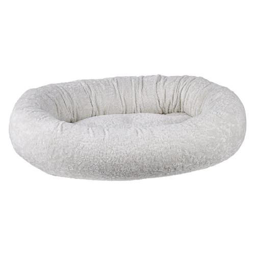 Bowsers Donut Bed - Ivory Sheepskin