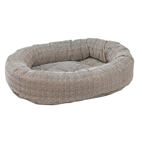 Bowsers Donut Bed - Herringbone
