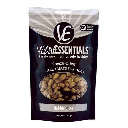 Vital Essentials Rabbit Dog Treats