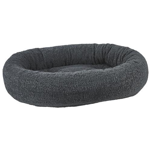 Bowsers Donut Bed - Grey Sheepskin