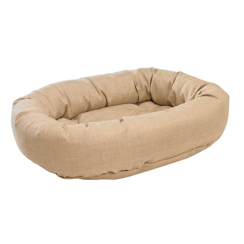Bowsers Donut Bed - Flax