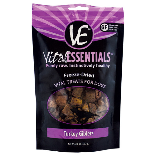 Vital Essentials Turkey Dog Treats