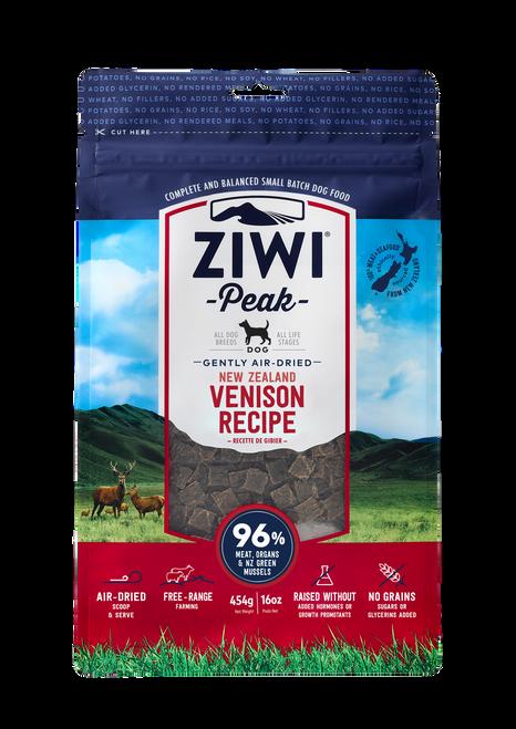 Ziwi Peak Venison 16 oz