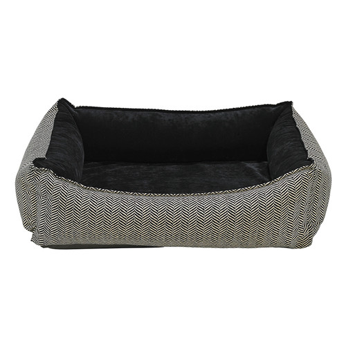 Bowsers Oslo Ortho Bed - Herringbone