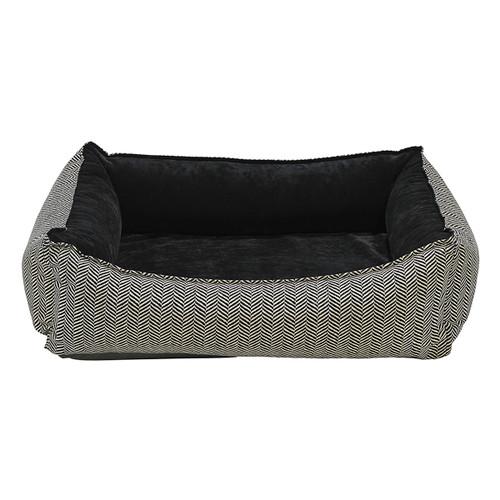 Bowsers Oslo Ortho Bed - Herringbone