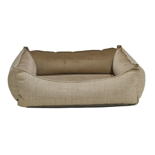 Bowsers Oslo Ortho Bed - Flax